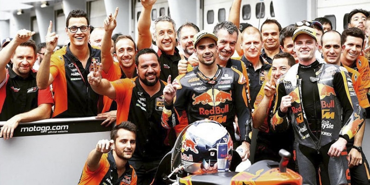 Two victories in Sepang