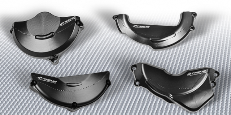 NEW PRODUCT: Engine Covers for Pre Moto3 (Yamaha YZF 250 4T engine) and KTM RC 390