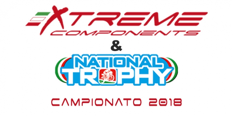Stagione 2018 National Trophy con Extreme Components